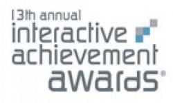 13th annual interactive achievement awards head