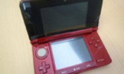 3DS Flare Red head