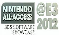 Conference Nintendo 3DS E3 2012 logo vignette 07.06.2012