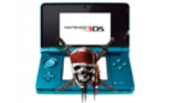 Console Nintendo 3DS Hardware Blue Hack head