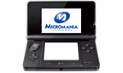 console nintendo 3ds micromania logo vignette head