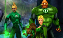 Green Lantern Revolte Manhunters head 12