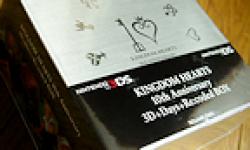 Kingdom Hearts 3D 10th Anniversary Collector Edition logo vignette 08.06.2012