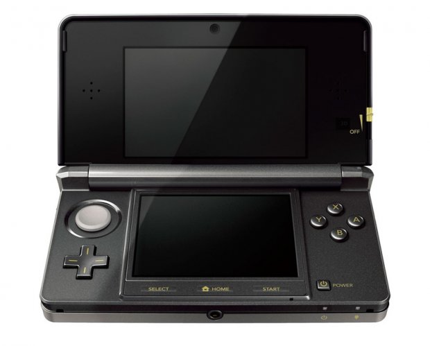 Legend of Zelda 25 Anniversaire console hardware 3ds 5