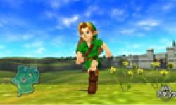 Legend of Zelda Ocarina of Time head 3