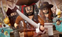 LEGO Pirates Caraibes head