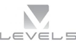 Level 5 logo head