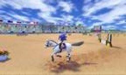 Mario et Sonic aux jeux olympiques de londre gameplay mini jeu vignette