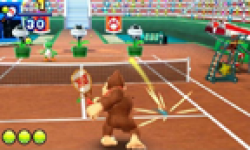 Mario Tennis Open head 2