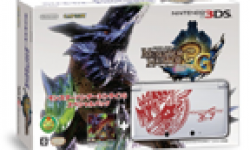 Monster Hunter Tri G 3D head 4