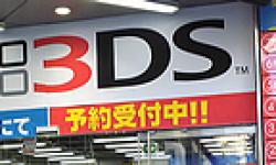 Ninetendo 3DS reservation Japon Japan 20 janvier 2011 logo