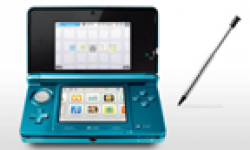 Nintendo 3DS Console 3 head