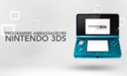 Nintendo 3DS Console Programme Ambassadeurs head
