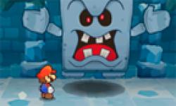 Paper Mario head 1