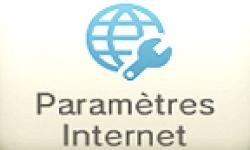 Parametre internet connexion wifi tuto nintendo 3ds logo