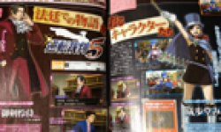 Phoenix Wright Ace Attorney Dual Destinies Ace Attorney 5 15 05 2013 scan head