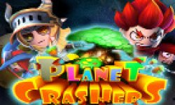 Planet Crashers 3D étiquette