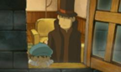 Professeur Layton Appel Spectre head 4