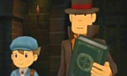 Professeur Layton vs Phoenix Wright screenshot images 2011 09 20 head