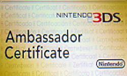 Programme ambassadeur jeu gameboy advance GBA logo vignette decembre 2011