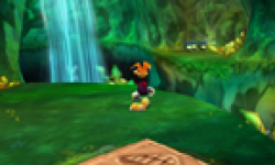 Rayman 3D head 5