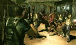 Resident Evil The Mercenaries 3D head 3