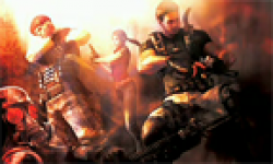 Resident Evil The Mercenaries 3D head 4
