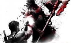 Resident Evil The Mercenaries 3D head 6