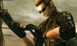Resident Evil The Mercenaries 3D head 9