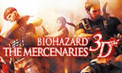 resident evil the mercenaries 3d jap test nintendo 3ds logo