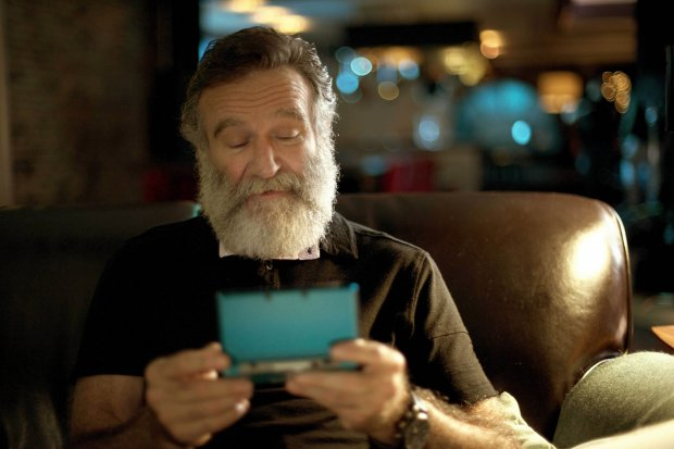 Robin Williams Zelda Ocarina of Time Lifestyle 1