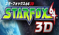 Starfox 64 3d nintendo 3ds informations 13 mai 2011 logo