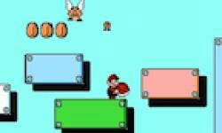 Super Mario Bros.: The Lost Levels vignette super mario Bros. 3