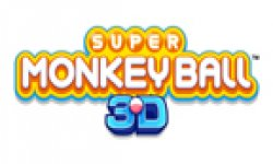 Super Mmonkey ball 3DS logo vignette 01