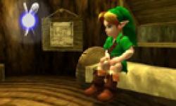 The Legend of Zelda Ocarina of Time 3D head 2