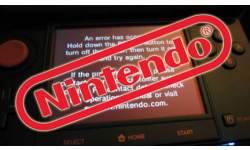vignette icone head images 3ds photos black screen ecran noir message erreur redemarrage logo nintendo