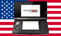 Vignette Icone Head Nintendo 3DS Hardware Console Drapeau Americain US 30032011