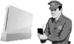 Vignette Icone Head Police Wii Console Hack 16022011