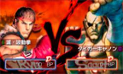 vignette icone head street fighter 3d sf nintendo 3ds ryu vs sagat