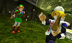 zelda ocarina of time 3d  screenshot 20110302 head