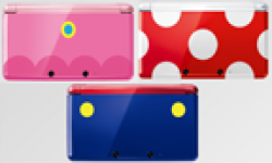 3ds collector toad mario peach concours vignette head