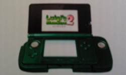 3DS leaf green