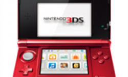 Console 3DS Rouge Flare Red head