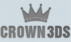 Crown3DS logo head