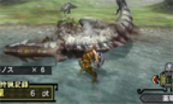 Monster Hunter Tri G 3D head 6