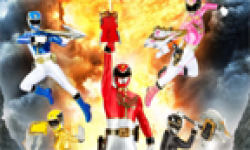Power Rangers Megaforce head