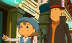 Professeur Layton Masque Miracles head 2