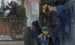 Professeur Layton VS Ace Attorney head 1