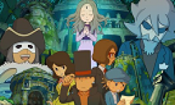 Professor Layton And the Legacy of Advanced Civilization A Professeur 6 20 09 2012 head