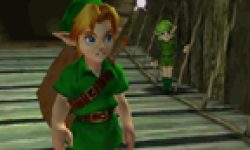 The Legend of Zelda Ocarina of Time 3D head 3